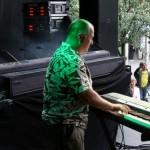 Roy Robin på Byfesten